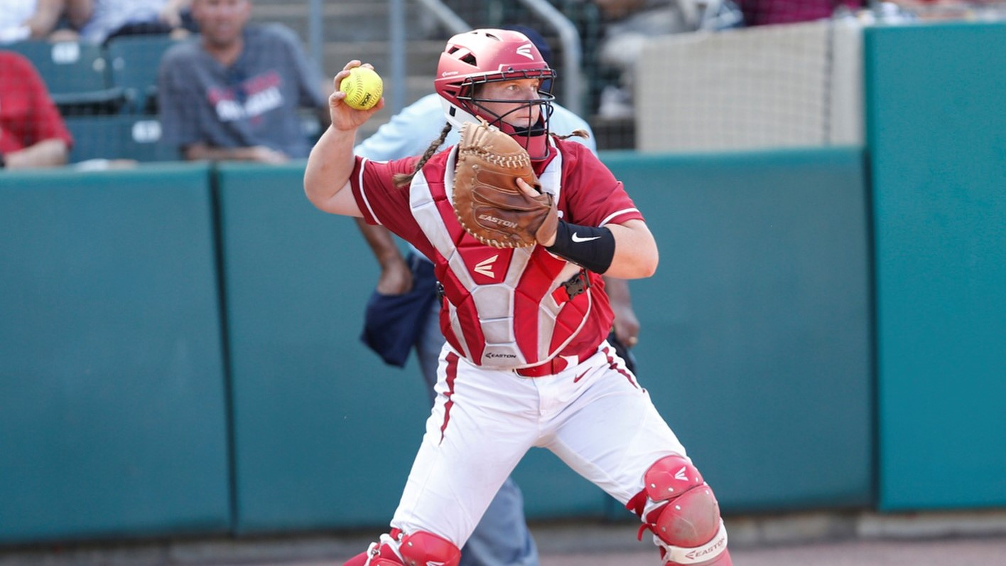 alabama softball freshman q&a: bailey hemphill - university of