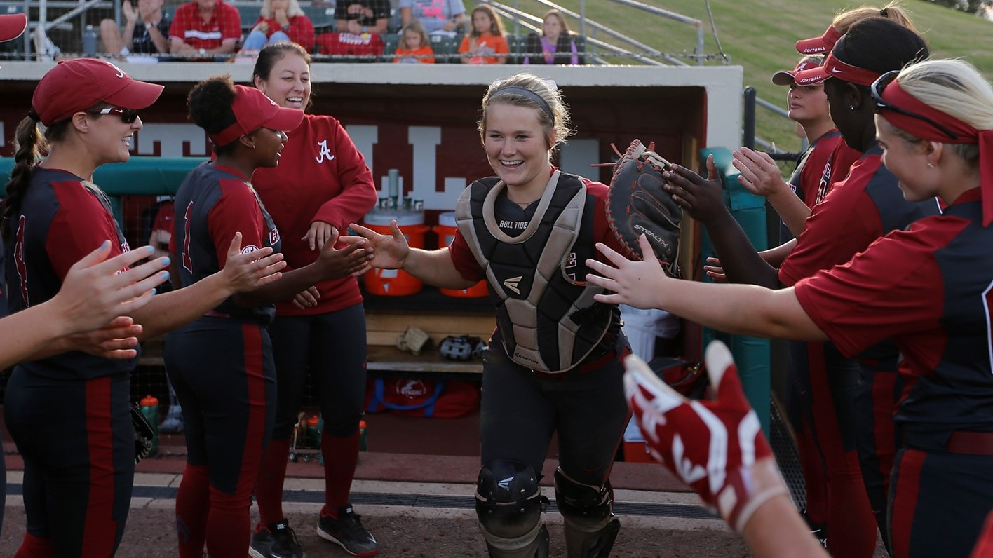 alabama softball releases 2018 schedule - university of alabama