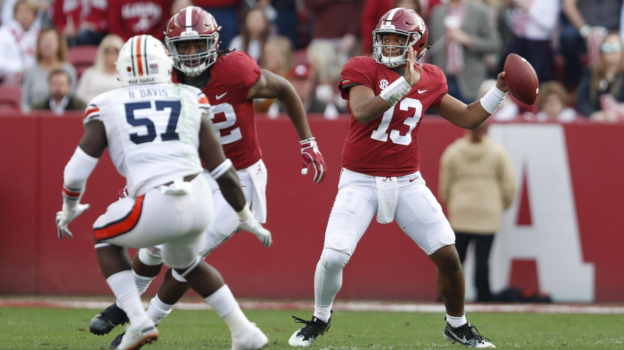 Tua Tagovailoa - Football - University of Alabama Athletics 283a5bb7d