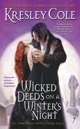 Wicked Deeds on a Winter's Night by Kresley Cole