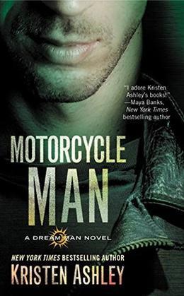 Motorcycle Man (Dream Man #4) - Kristen Ashley