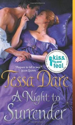 A Night to Surrender by Tessa Dare