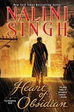 Heart of Obsidian by Nalini Singh
