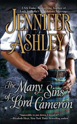 The Many Sins Of Lord Cameron by Jennifer Ashley