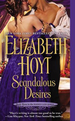 Scandalous Desires by Elizabeth Hoyt