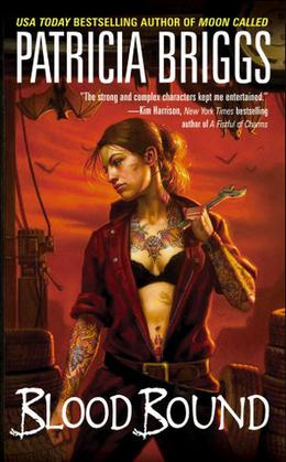 Blood Bound by Patricia Briggs