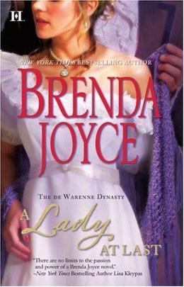 A Lady At Last by Brenda Joyce