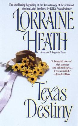 Texas Destiny by Lorraine Heath