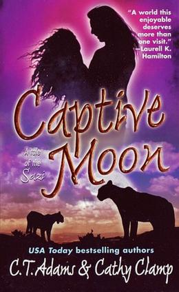 Captive Moon by C.T. Adams, Cathy Clamp