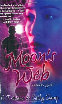 Moon's Web by C.T. Adams, Cathy Clamp