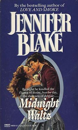 Midnight Waltz by Jennifer Blake, James Griffin