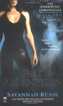 Past Redemption by Savannah Russe
