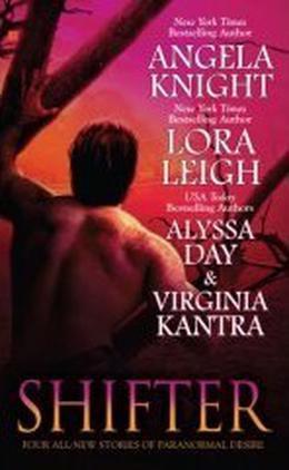 Shifter by Angela Knight, Lora Leigh, Alyssa Day, Virginia Kantra