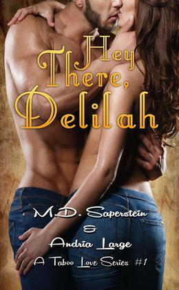 Hey There, Delilah by M.D. Saperstein, Andria Large, Megan Hershenson