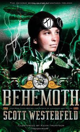 Behemoth by Scott Westerfeld, Keith Thompson