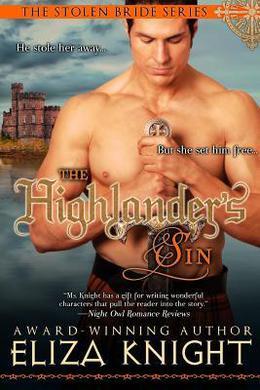 The Highlander's Sin by Eliza Knight