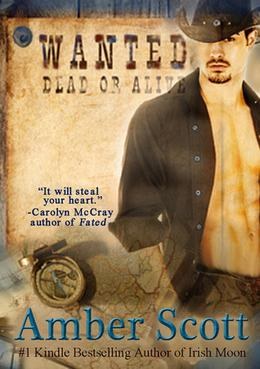 Wanted - Dead or Alive by Amber Scott