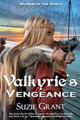Valkyrie's Vengeance (Maidens of the Shield  #1) - Suzie Grant