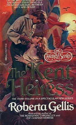 The Kent Heiress by Roberta Gellis