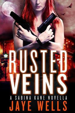 Rusted Veins by Jaye Wells