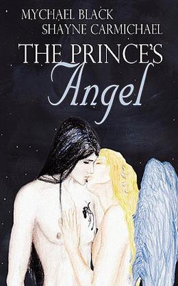 The Prince's Angel by Mychael Black, Shayne Carmichael