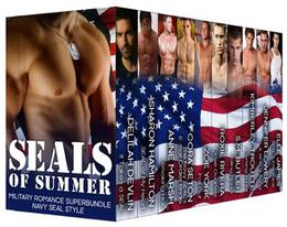 SEALs of Summer by Sharon Hamilton, Delilah Devlin, Zoe York, Cora Seton, Roxie Rivera, Elle James, Anne Marsh, Kimberley Troutte, Jennifer Lowery, S.M. Butler