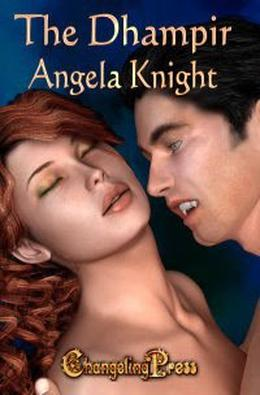 The Dhampir by Angela Knight