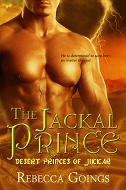 The Jackal Prince by Rebecca Goings
