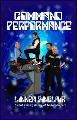 Command Performance by Linnea Sinclair