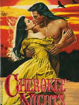 Cherokee Nights by Genell Dellin