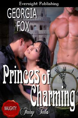 Princes of Charming (Naughty Fairy Tales) by Georgia Fox