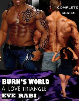 BURN'S WORLD - A Love Triangle   (The Complete Series) by Eve Rabi