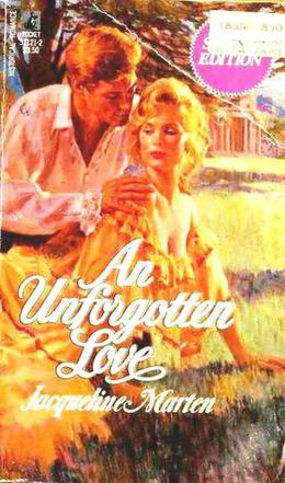 Unforgotten Love by Jacqueline Marten