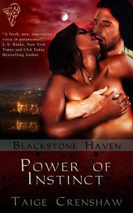 Power of Instinct by Taige Crenshaw