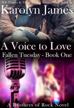 A Voice to Love by Karolyn James