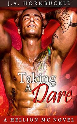 Taking a Dare by J.A. Hornbuckle
