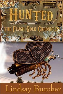 Hunted by Lindsay Buroker