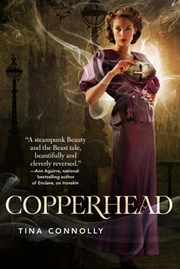 Copperhead by Tina Connolly