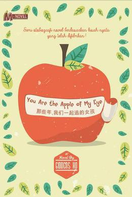 You Are the Apple of My Eye by Giddens Ko