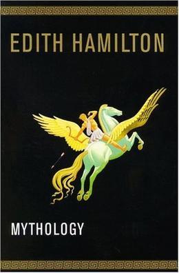 Mythology by Edith Hamilton, Steele Savage