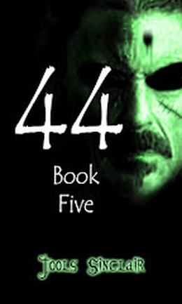 44: Book Five by Jools Sinclair
