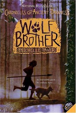 Wolf Brother by Michelle Paver, Geoff Taylor