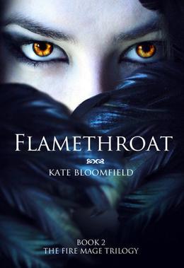 Flamethroat by Kate Bloomfield