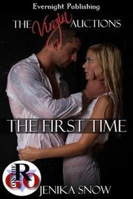 The First Time by Jenika Snow