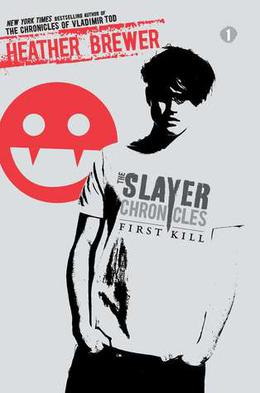 First Kill by Heather Brewer