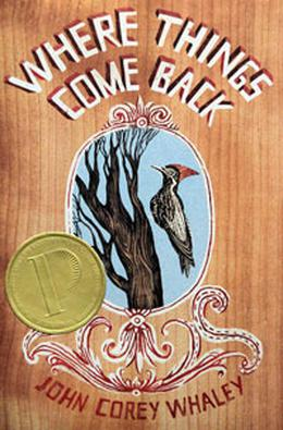 Where Things Come Back by John Corey Whaley
