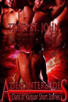 Alien Interludes by Tracy St. John