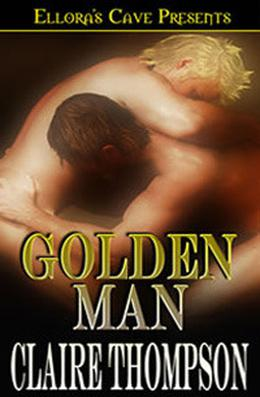 Golden Man by Claire Thompson
