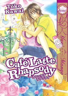 Café Latte Rhapsody by Touko Kawai