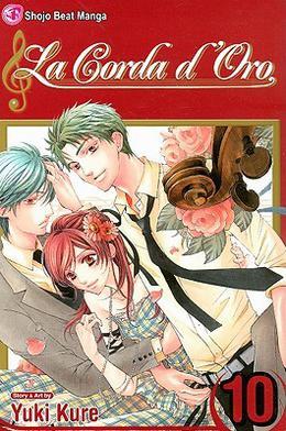 La Corda d'Oro, Volume 10 by Yuki Kure